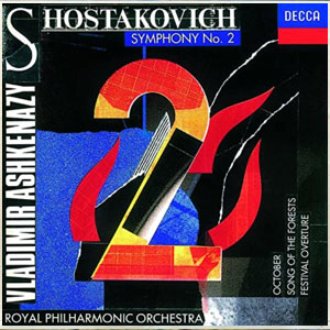 Symphony No. 2 'To October'